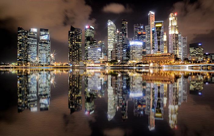 スイスを目指すシンガポール