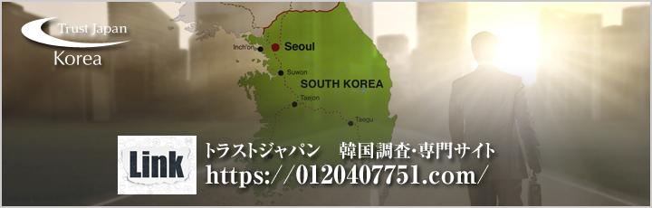 韓国調査サイト